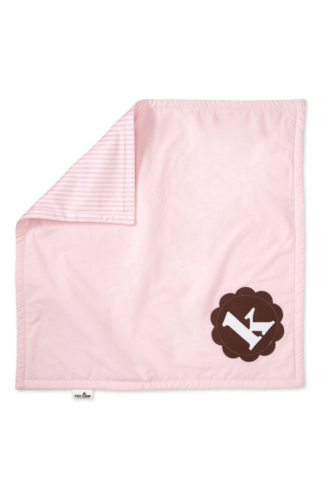 Alternate Image 1 Selected - Two Tinas Initial Blanket