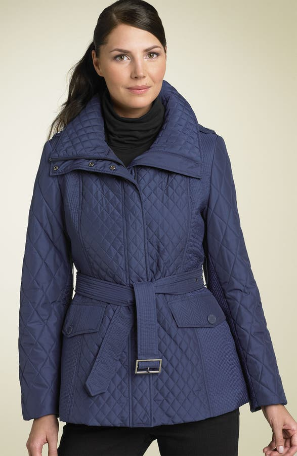Hilary Radley New York Mix Media Quilted Jacket | Nordstrom : hilary radley quilted jacket - Adamdwight.com