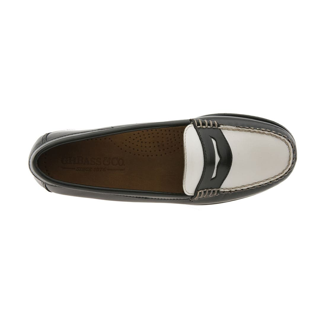Alternate Image 3  - G.H. Bass & Co. 'Wayfarer' Loafer (Women)