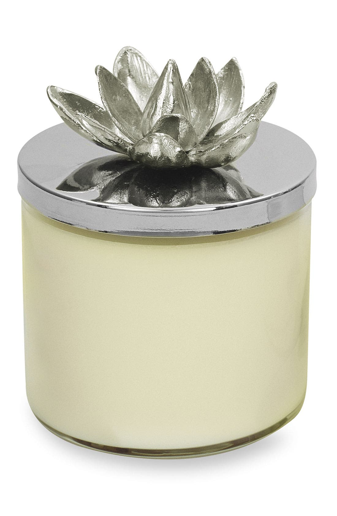 Main Image - Michael Aram 'Lotus Blossom' Soy Wax Candle
