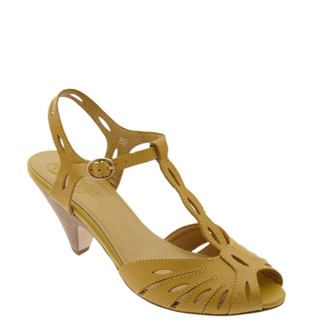 Alternate Image 1 Selected - Seychelles 'Trip the Light' T-Strap Sandal