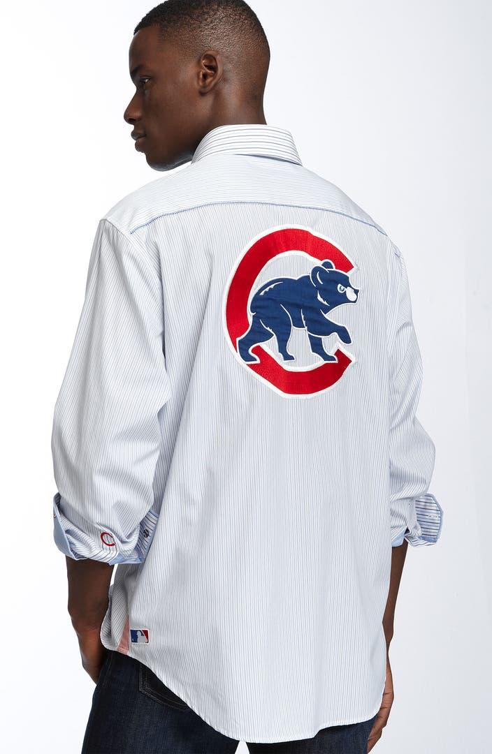 Robert graham 39 chicago cubs 39 sport shirt nordstrom for Robert graham sport shirt
