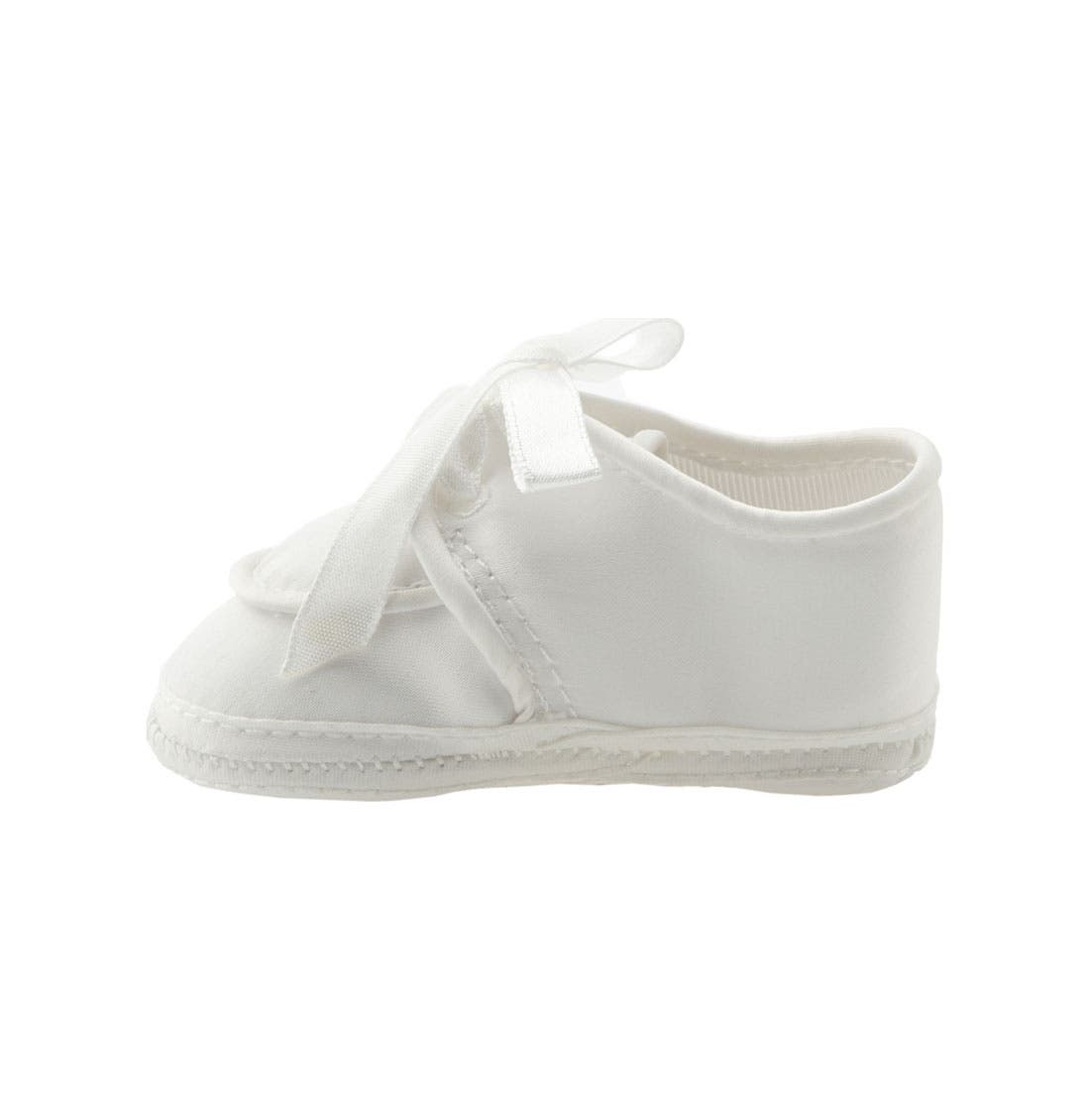 Alternate Image 2  - Designer's Touch 'Michael' Crib Shoe (Baby)
