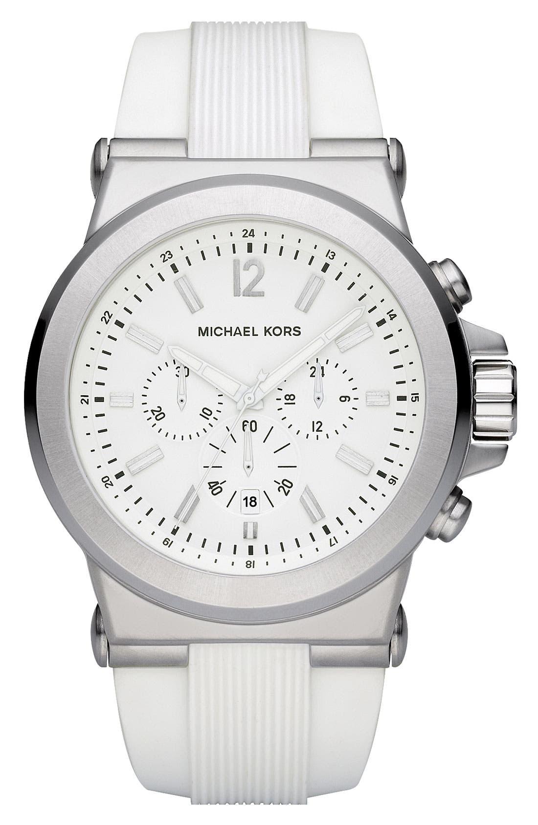 Alternate Image 1 Selected - Michael Kors Chronograph Watch, 45mm