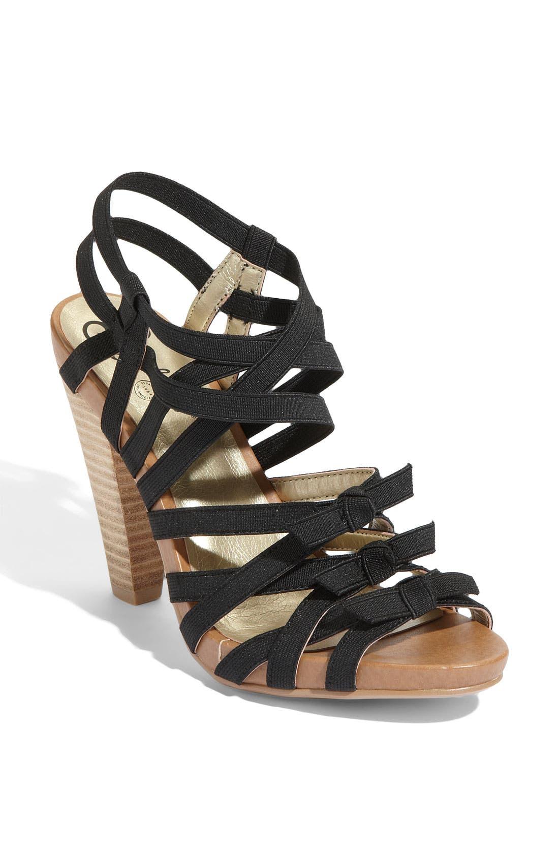Alternate Image 1 Selected - Seychelles 'Hayworth' Elastic Sandal