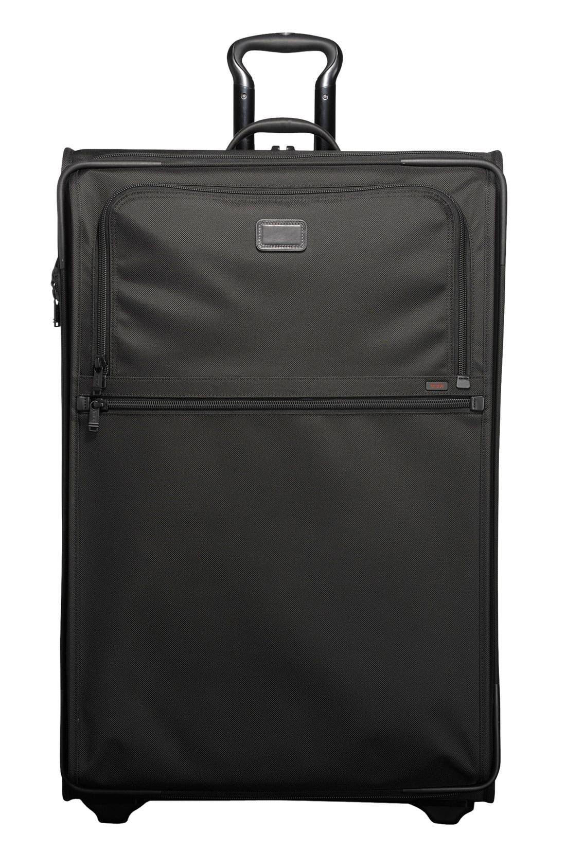 Main Image - Tumi 'Alpha' Wheeled Expandable Woldwide Trip Bag