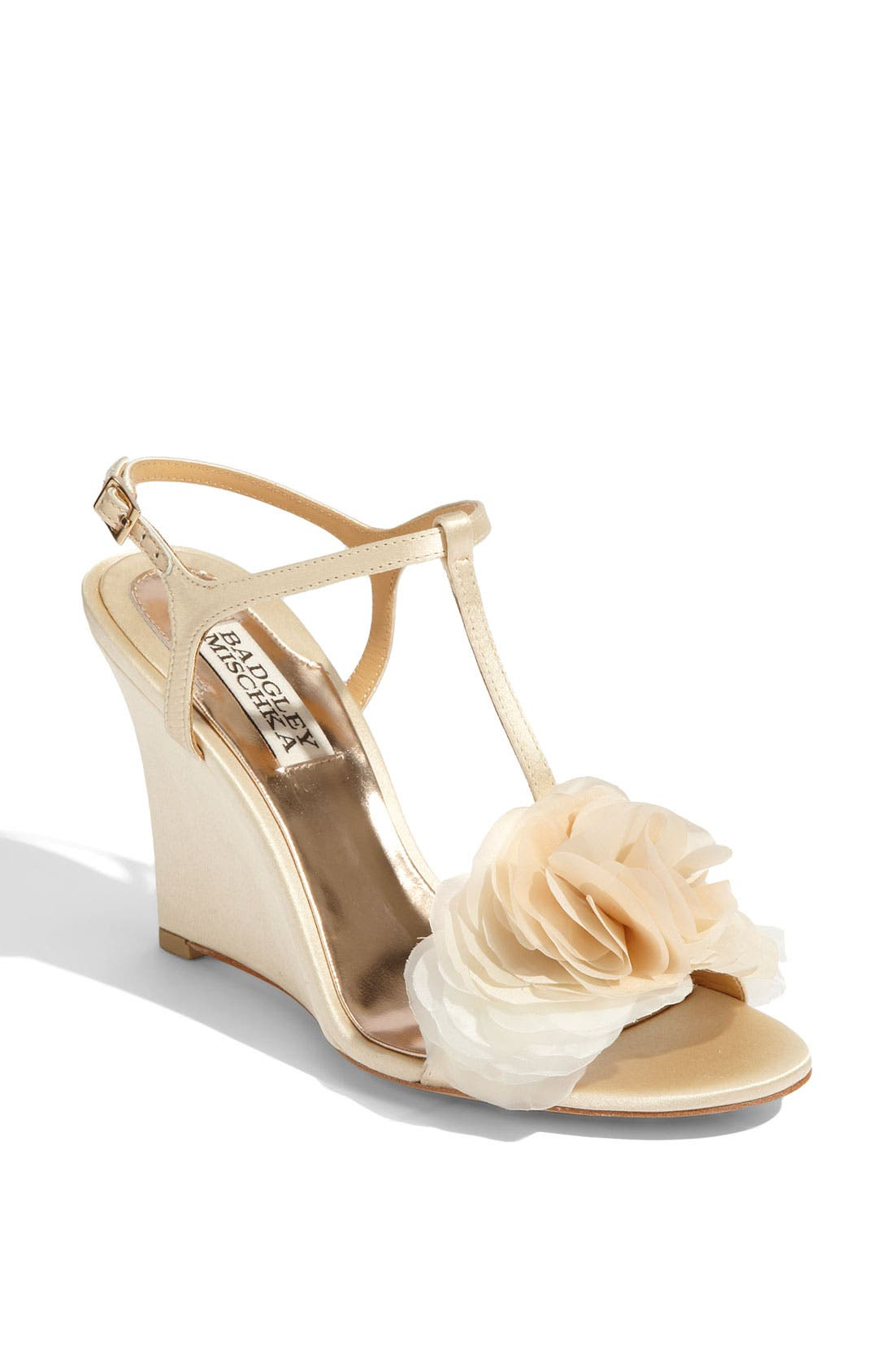 Alternate Image 1 Selected - Badgley Mischka 'Lyndee' Sandal