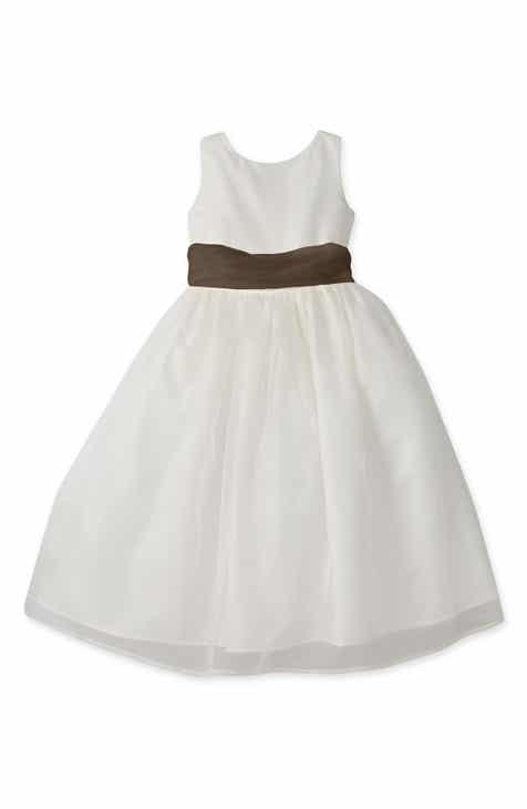 4690ad4e5ee1 Us Angels Sleeveless Organza Dress (Toddler Girls, Little Girls & Big Girls)