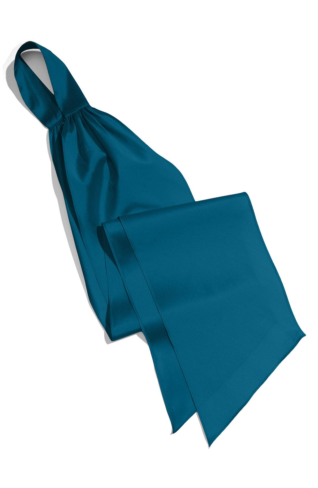 Silky Taffeta Sash,                             Main thumbnail 1, color,                             Jewel