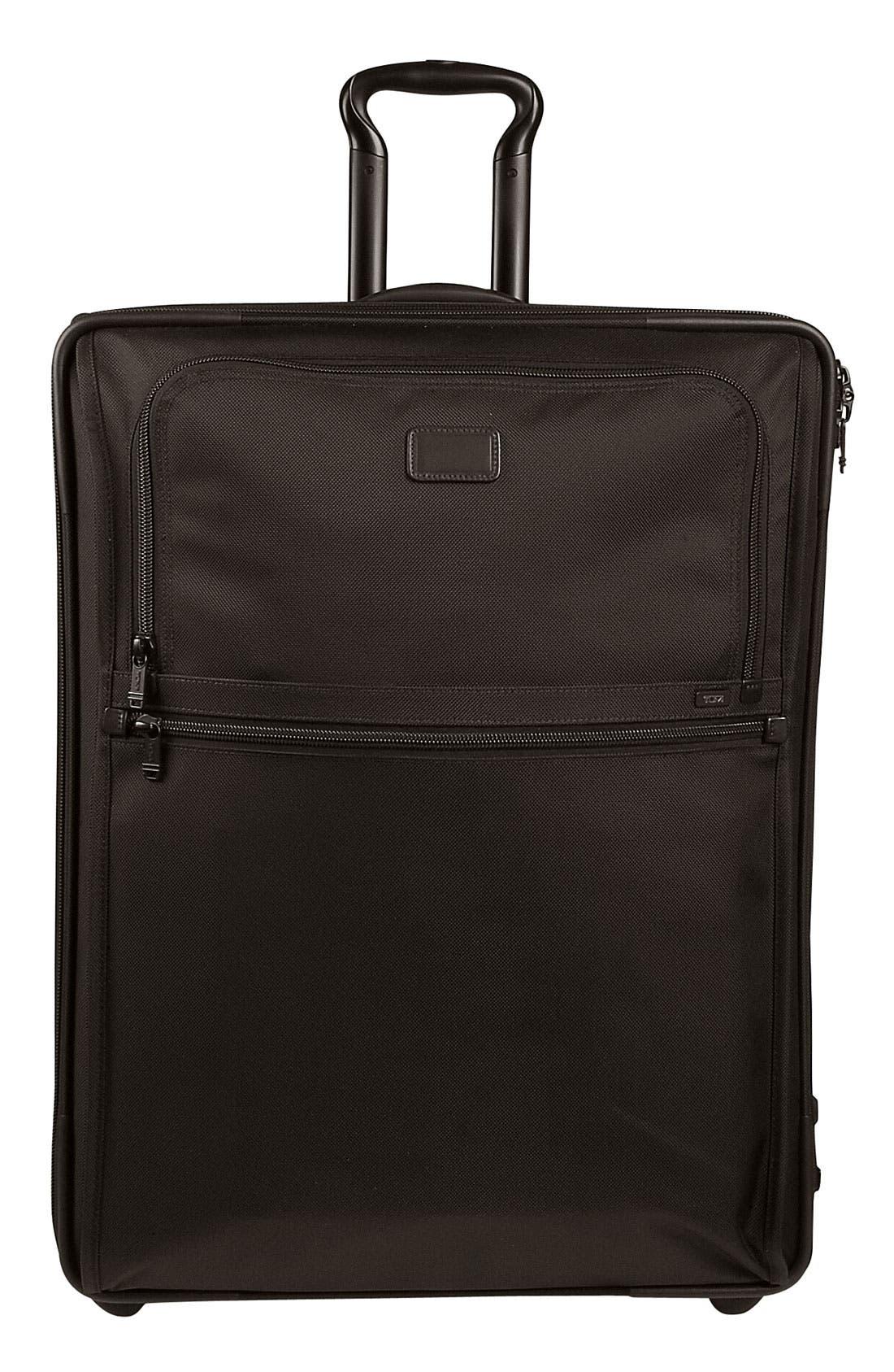 Main Image - Tumi 'Alpha - Medium' Wheeled Expandable Bag