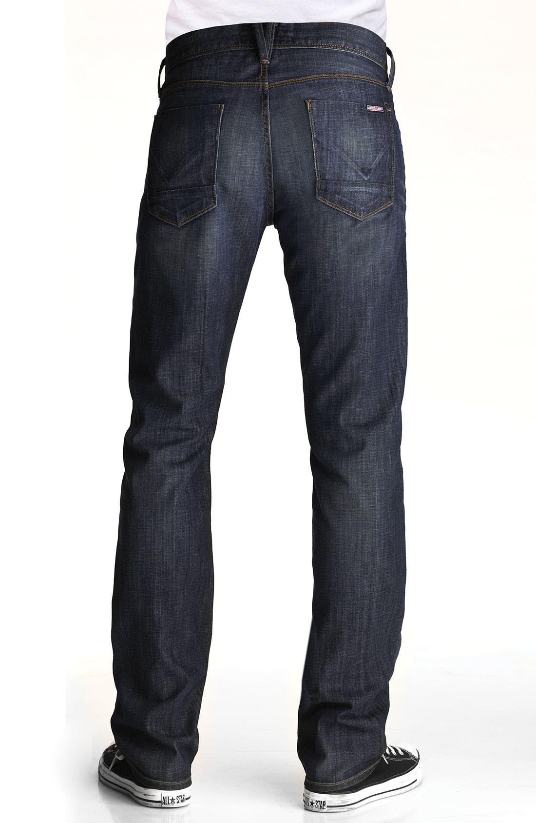 Main Image - Hudson Jeans Straight Leg Jeans (Smithfield)