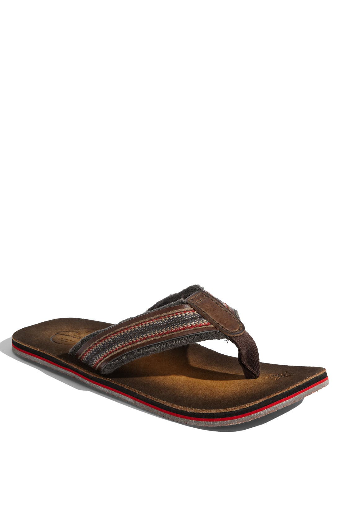 Alternate Image 1 Selected - Clarks® 'Cayo' Flip Flop