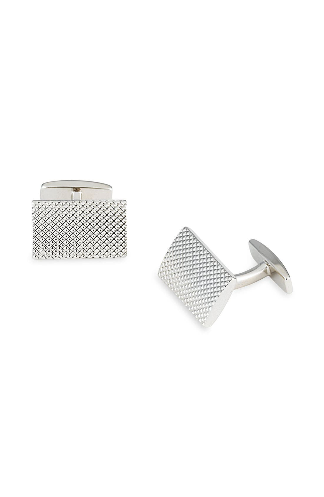 Alternate Image 1 Selected - BOSS Black 'Layden' Cuff Links