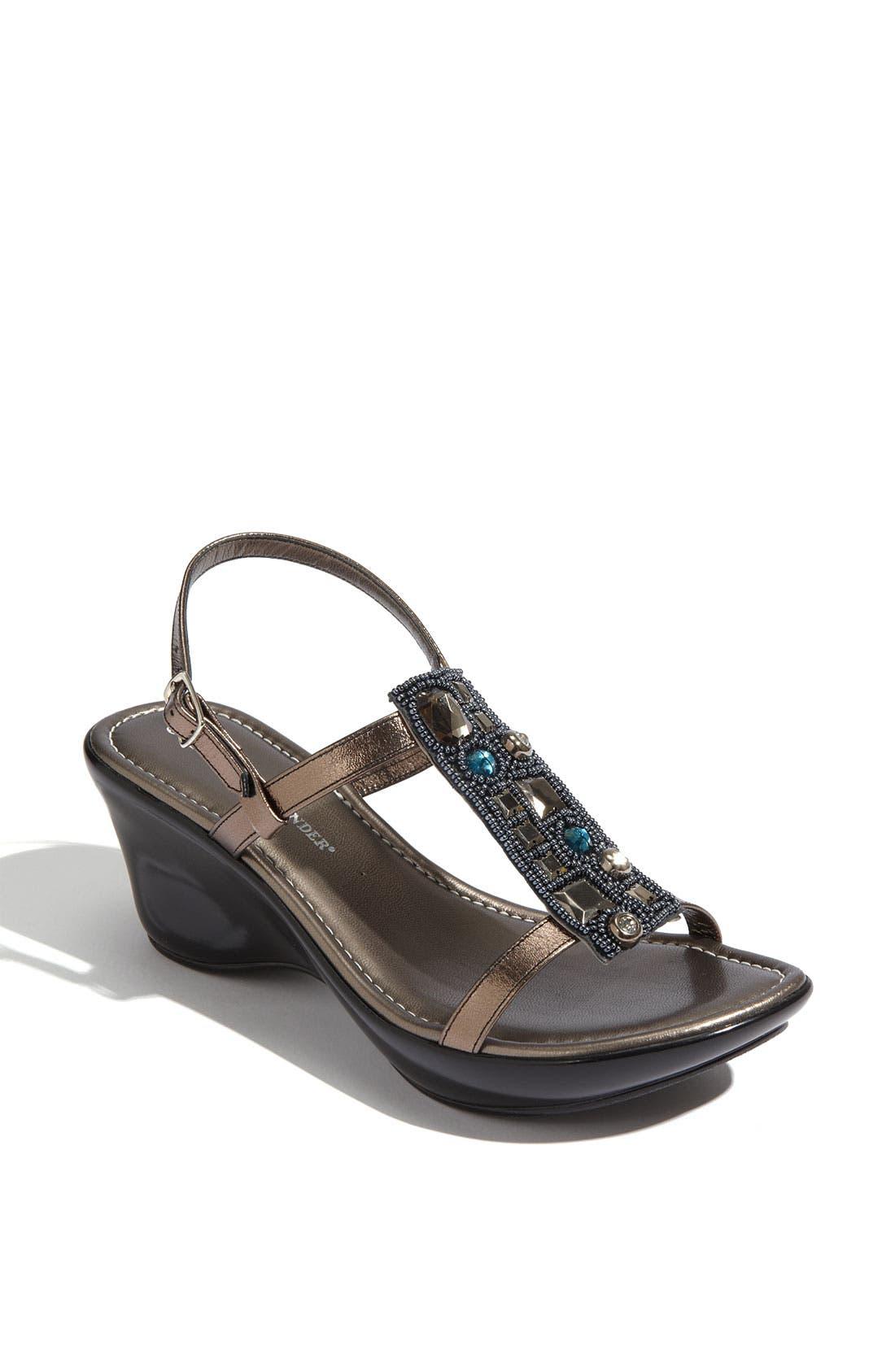 Alternate Image 1 Selected - Athena Alexander 'Marina' Sandal