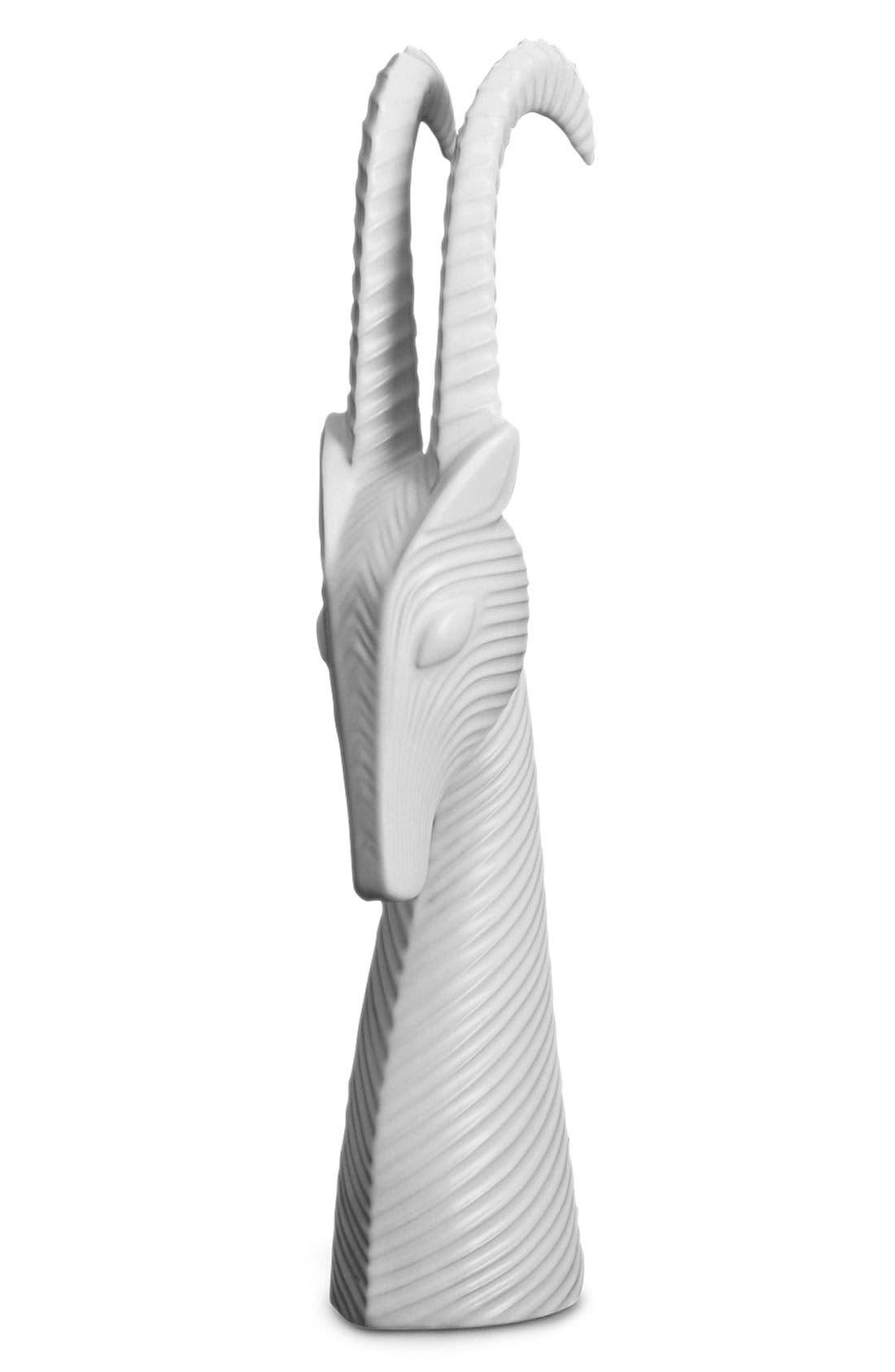 Ceramic Gazelle,                         Main,                         color, No Color