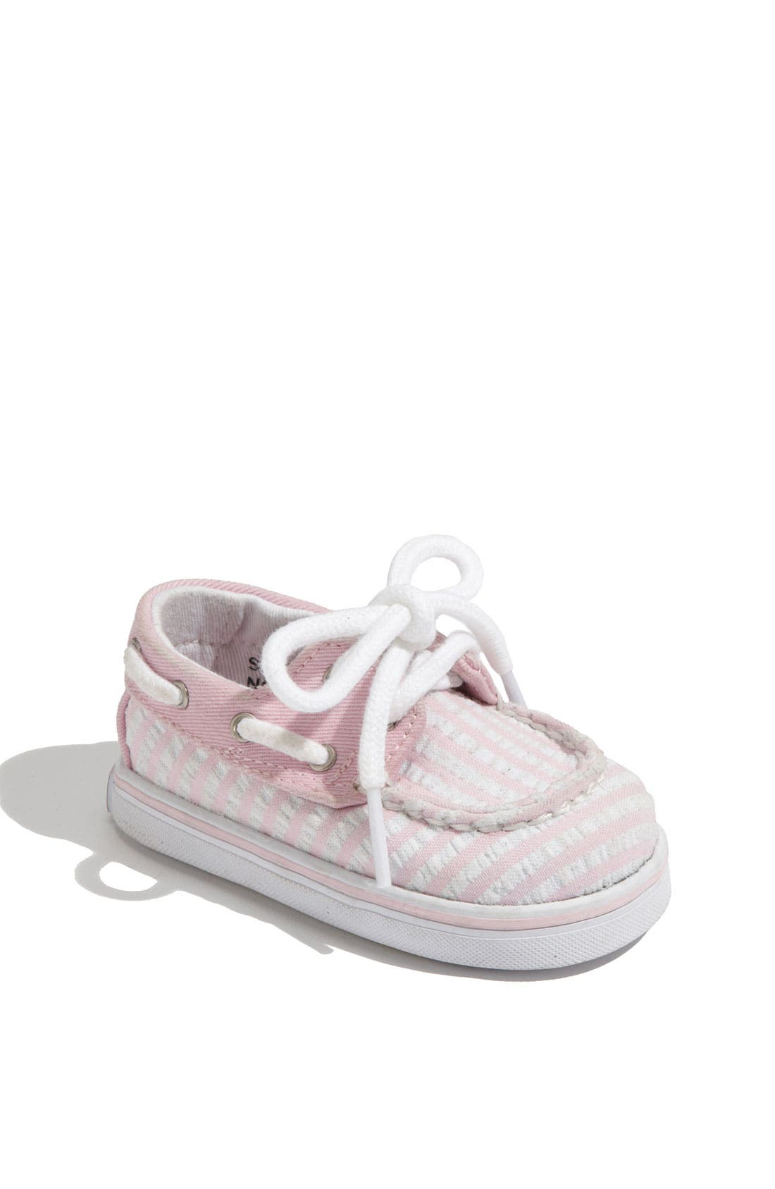 Main Image - Sperry Kids 'Bahama' Crib Shoe (Baby)