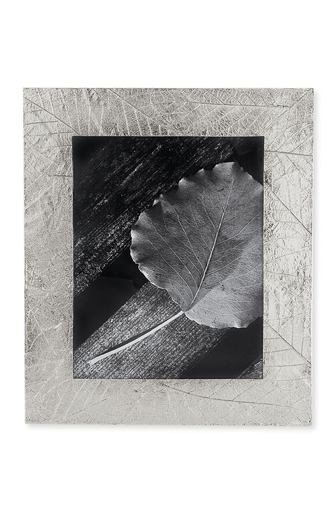 Main Image - Michael Aram 'Forest Leaf' Picture Frame