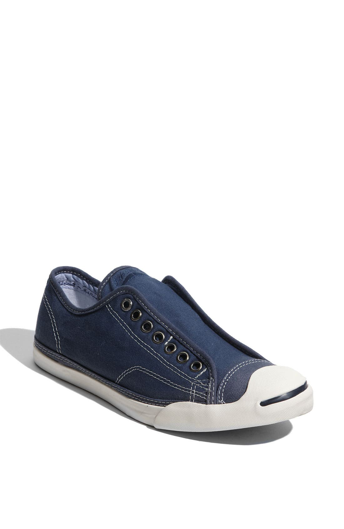 Alternate Image 1 Selected - Converse 'Jack Purcell' Slip-On Sneaker (Women)