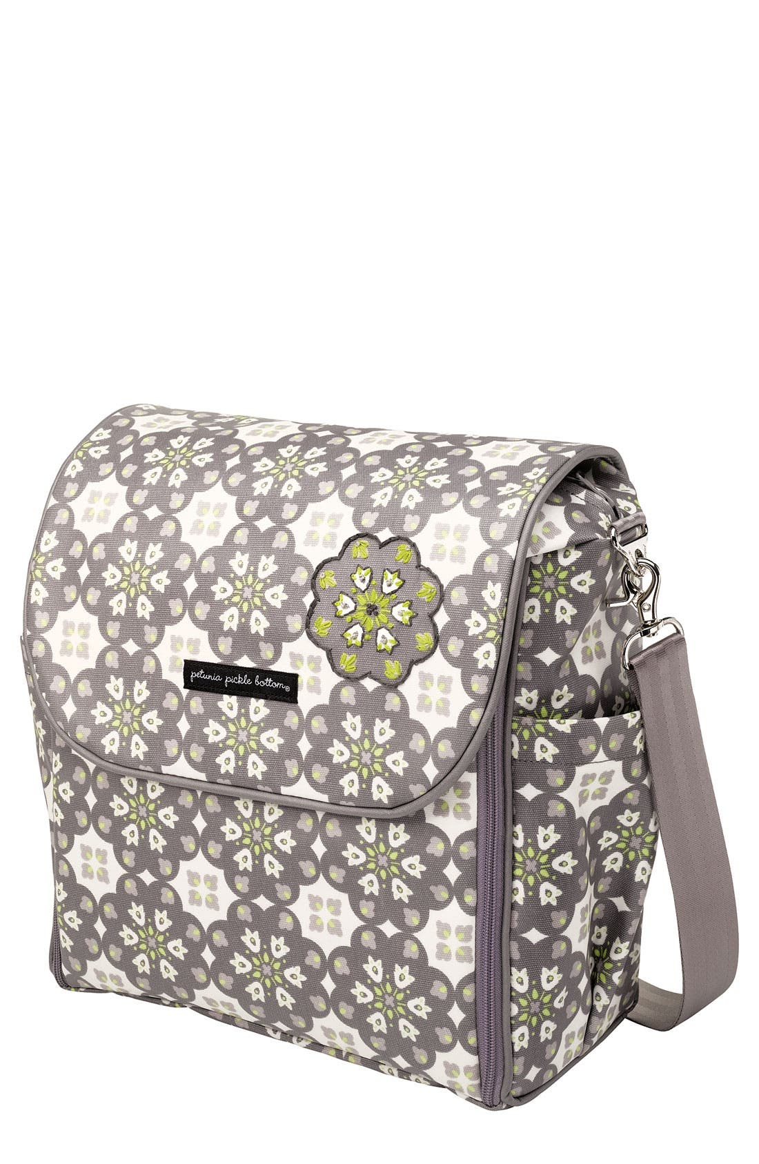 Alternate Image 1 Selected - Petunia Pickle Bottom 'Brocade' Diaper Bag