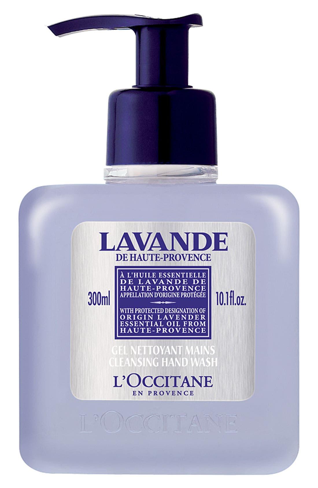 L'Occitane Lavender Cleansing Hand Wash