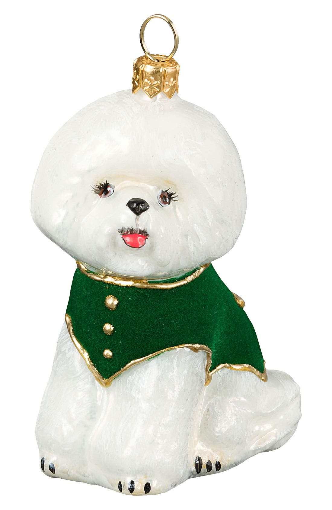 Alternate Image 1 Selected - Joy to the World Collectibles 'Bichon Frise' Ornament