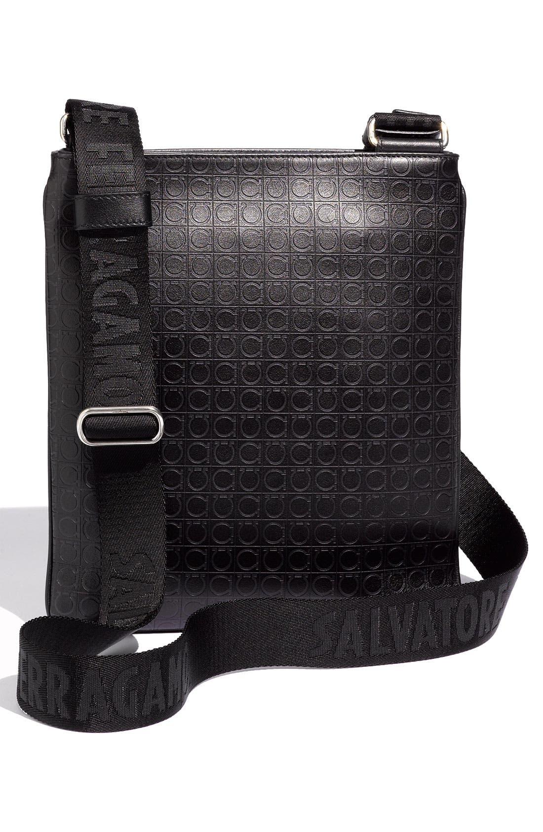 Alternate Image 2  - Salvatore Ferragamo 'Gamma' Messenger Bag