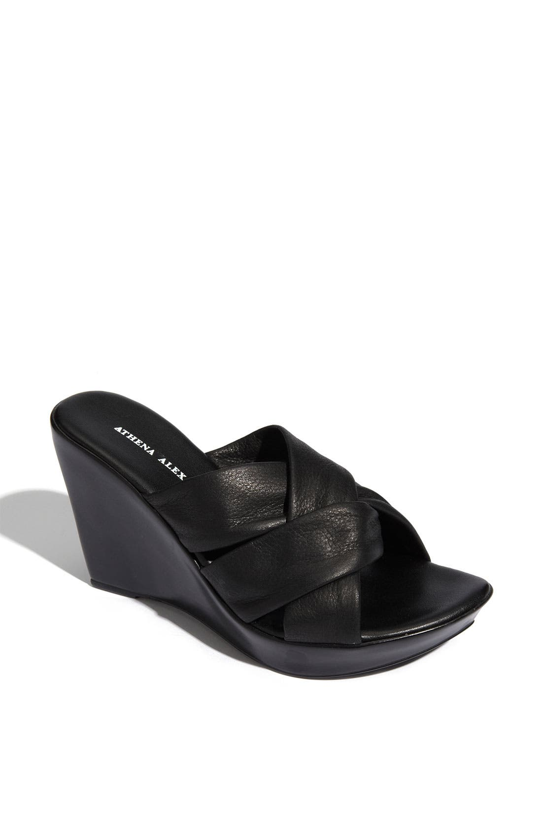 Alternate Image 1 Selected - Athena Alexander 'Janice' Wedge Slide