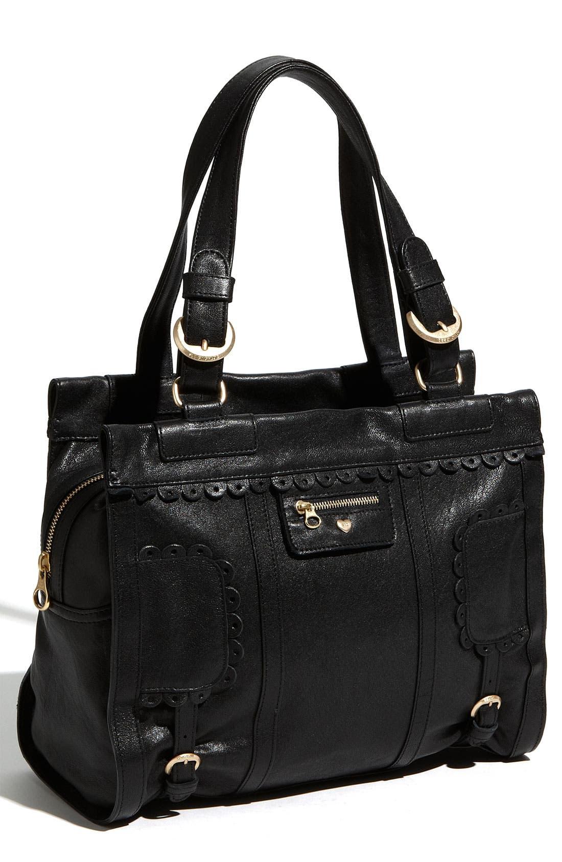 Alternate Image 1 Selected - See By Chloé 'Poya Vintage - Medium' Leather Shoulder Bag