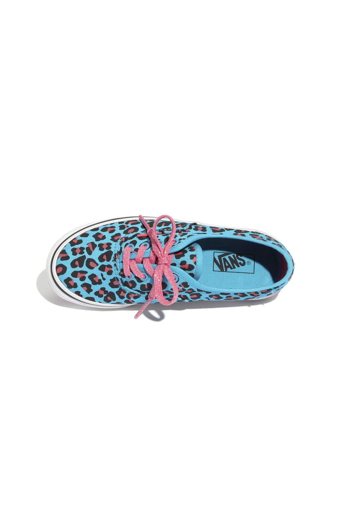 Alternate Image 3  - Vans 'Cheetah' Sneaker (Toddler, Little Kid & Big Kid)