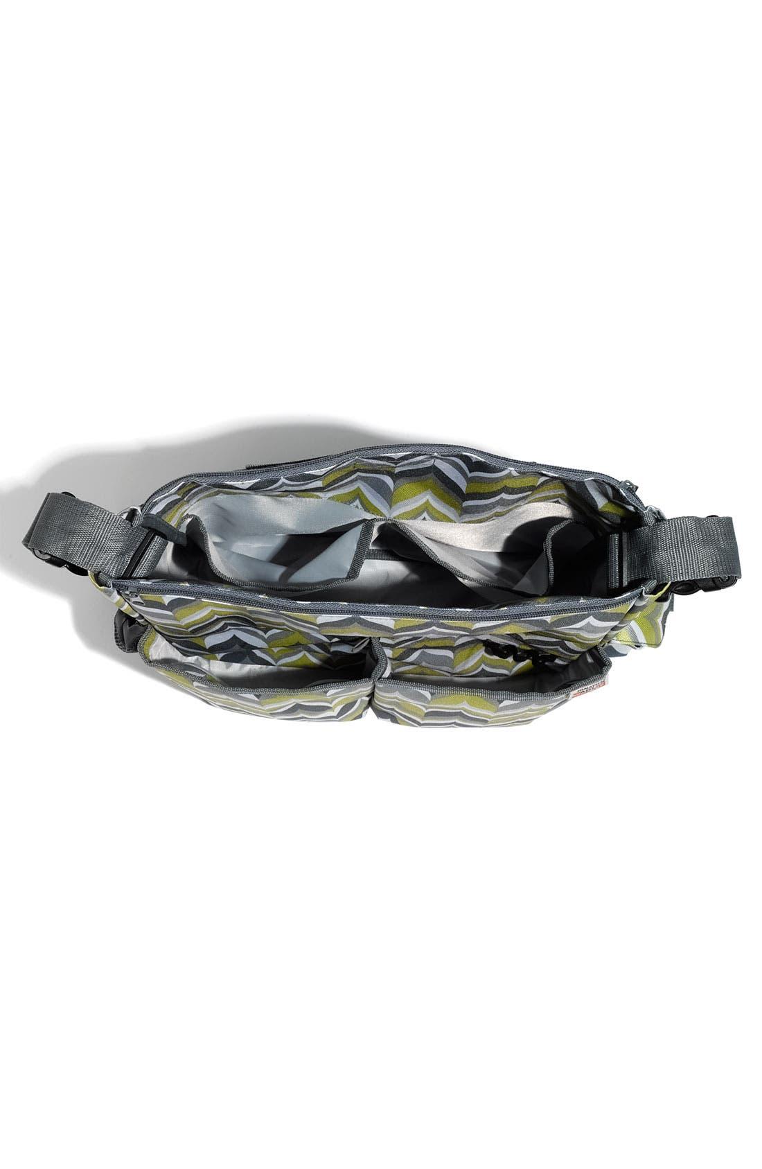 Alternate Image 3  - Skip Hop 'Duo - Jonathan Adler' Diaper Bag