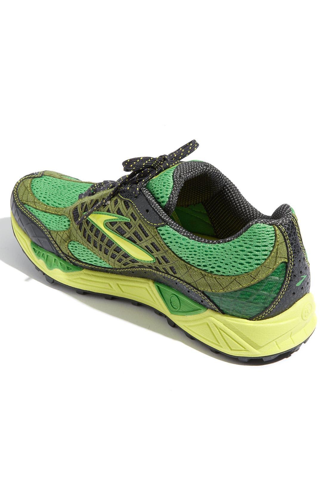 Alternate Image 2  - Brooks 'Cascadia 7' Trail Running Shoe (Men)