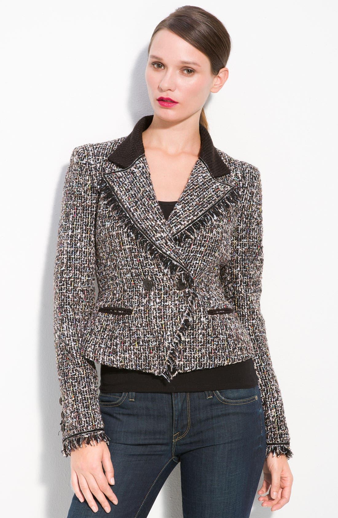 Alternate Image 1 Selected - Mcginn Tweed Jacket (Nordstrom Exclusive)