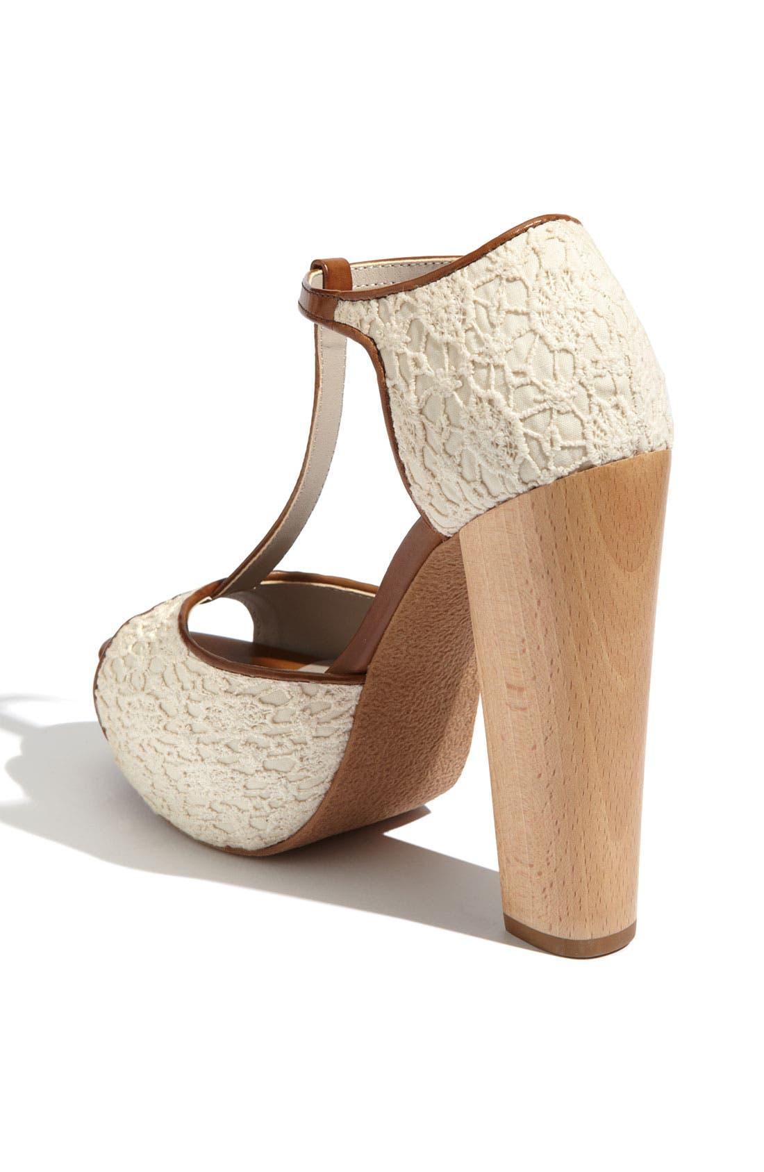 Alternate Image 2  - Hinge® 'Asher' T-Strap Sandal