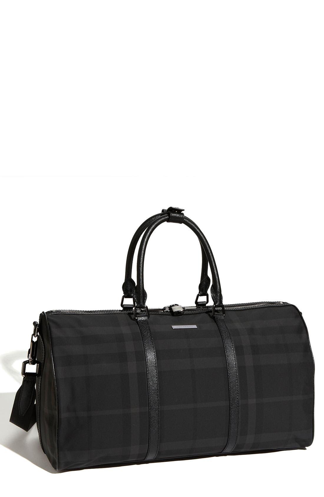 Main Image - Burberry Duffel Bag