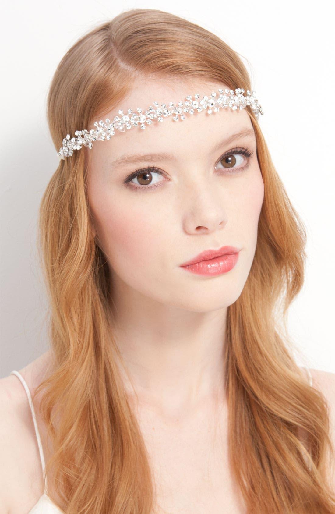 Alternate Image 1 Selected - Tasha 'Beautiful Crystal' Head Wrap