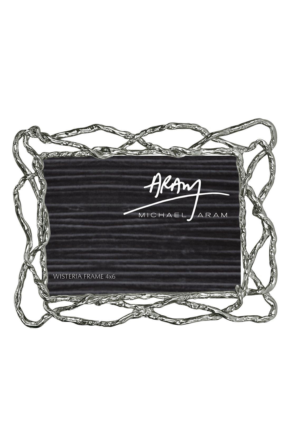 Alternate Image 2  - Michael Aram 'Wisteria' Picture Frame (4x6)