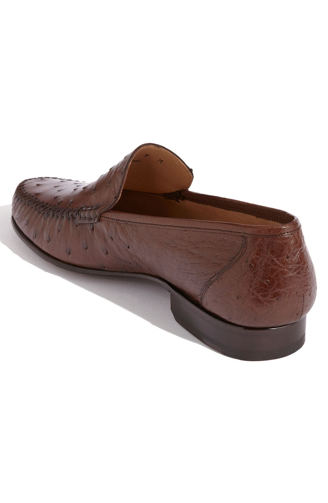 Alternate Image 2  - Magnanni 'Solea' Ostrich Loafer