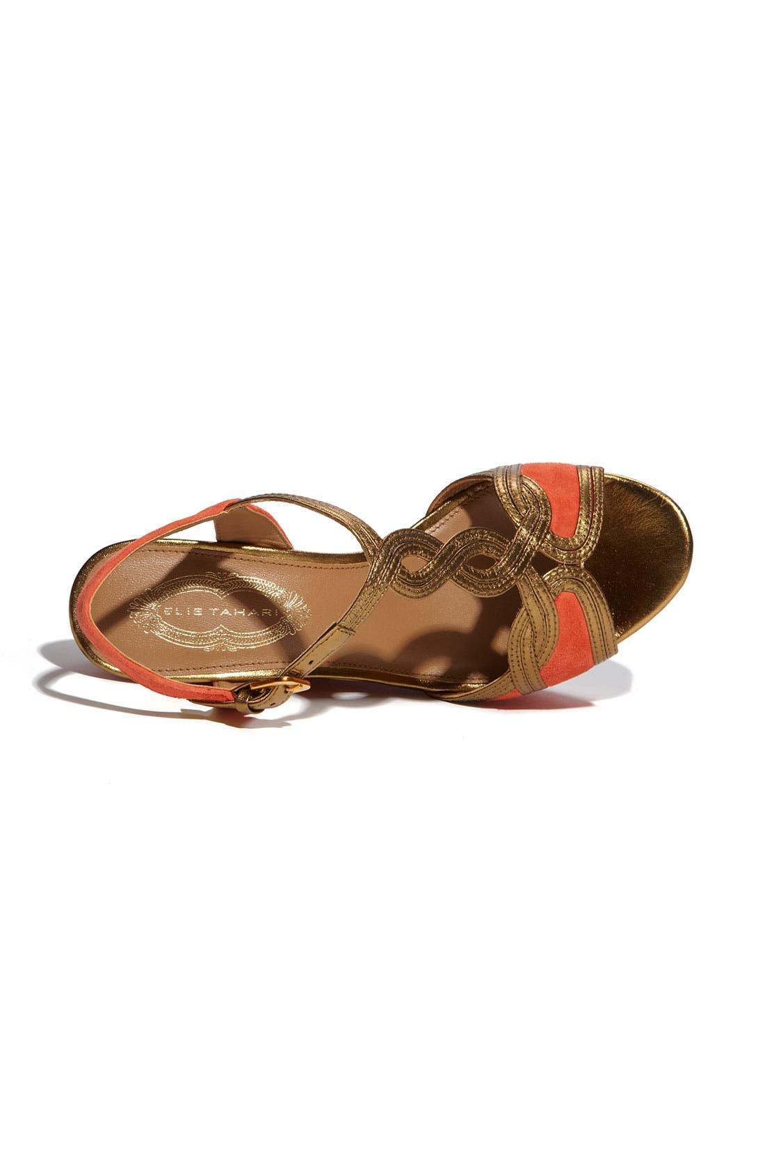 Alternate Image 3  - Elie Tahari 'Lynette' Wedge Sandal