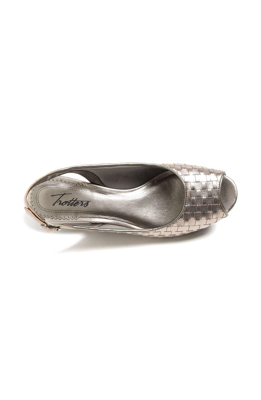 Alternate Image 3  - Trotters 'Mimi' Sandal