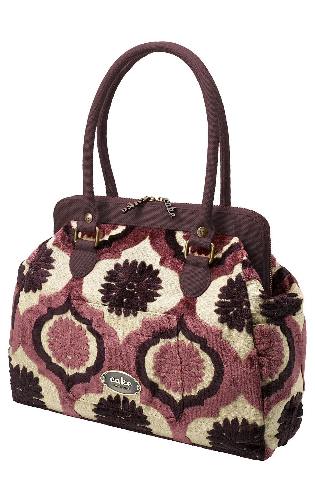 Alternate Image 1 Selected - Petunia Pickle Bottom 'Cosmopolitan Carryall' Diaper Bag