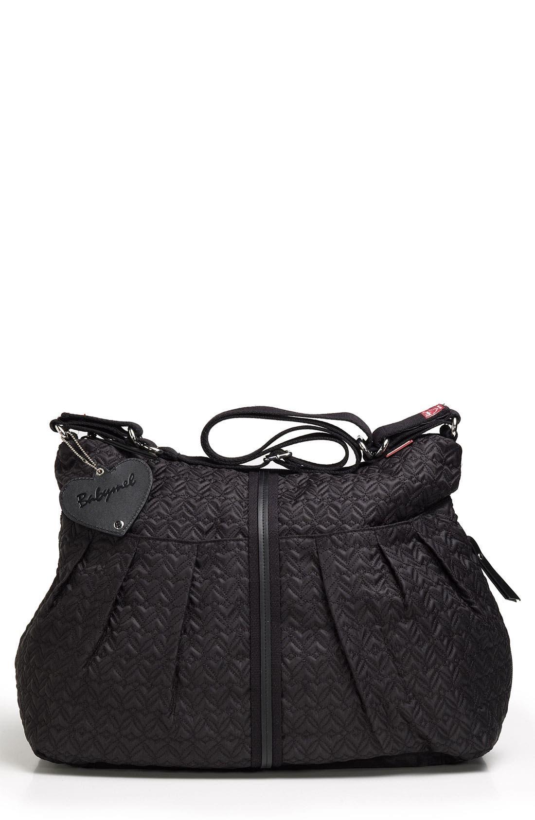 Alternate Image 1 Selected - Babymel 'Amanda' Diaper Bag