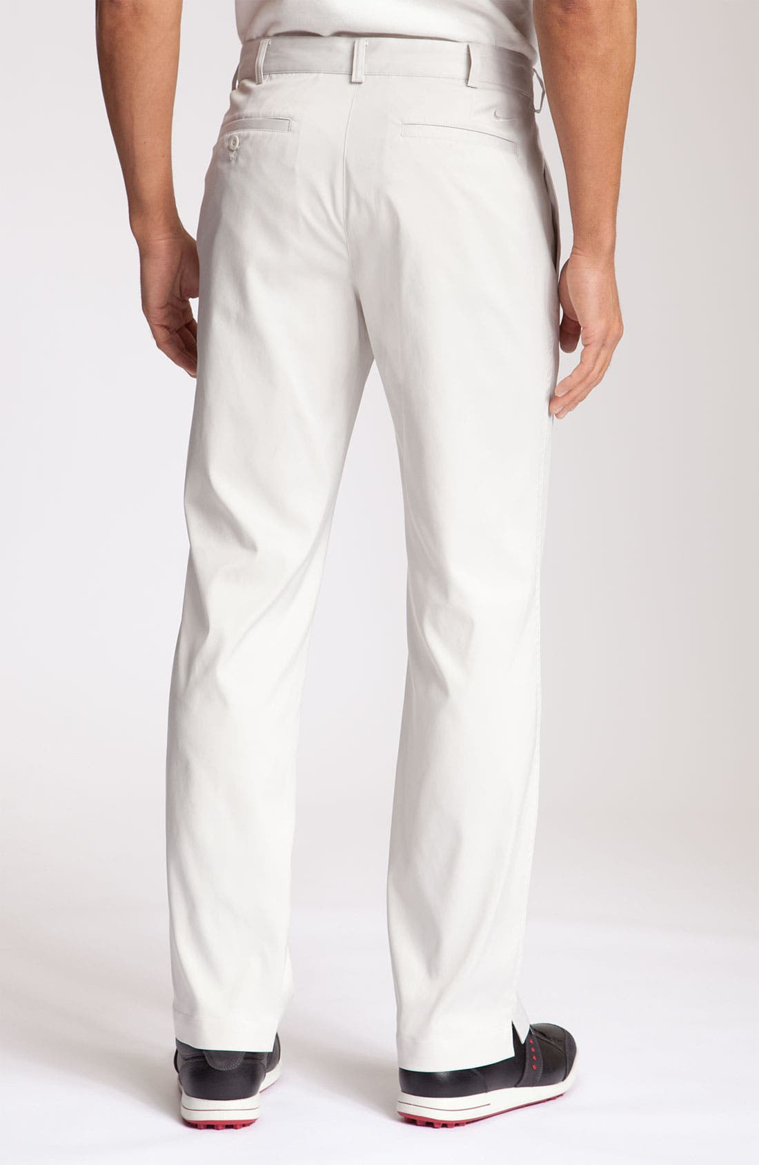 Alternate Image 2  - Nike Golf Collection Flat Front Golf Pants