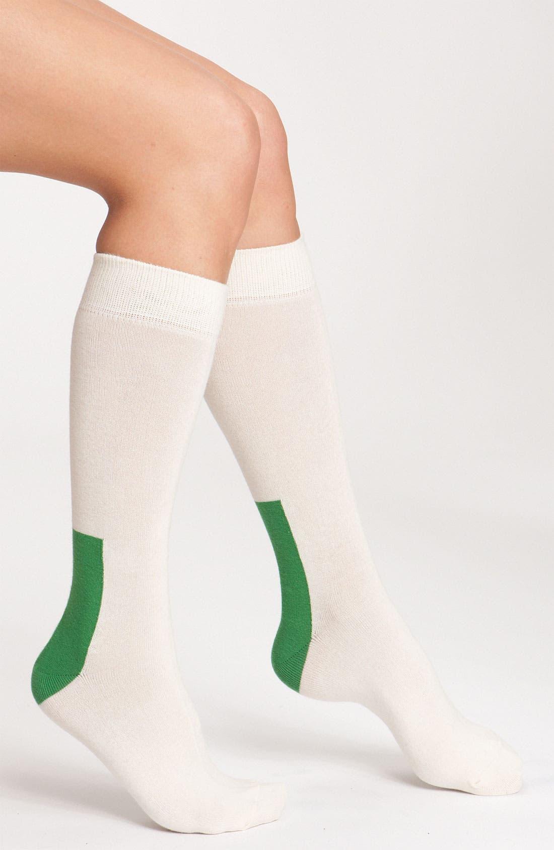 Alternate Image 1 Selected - Happy Socks Colorblock Socks