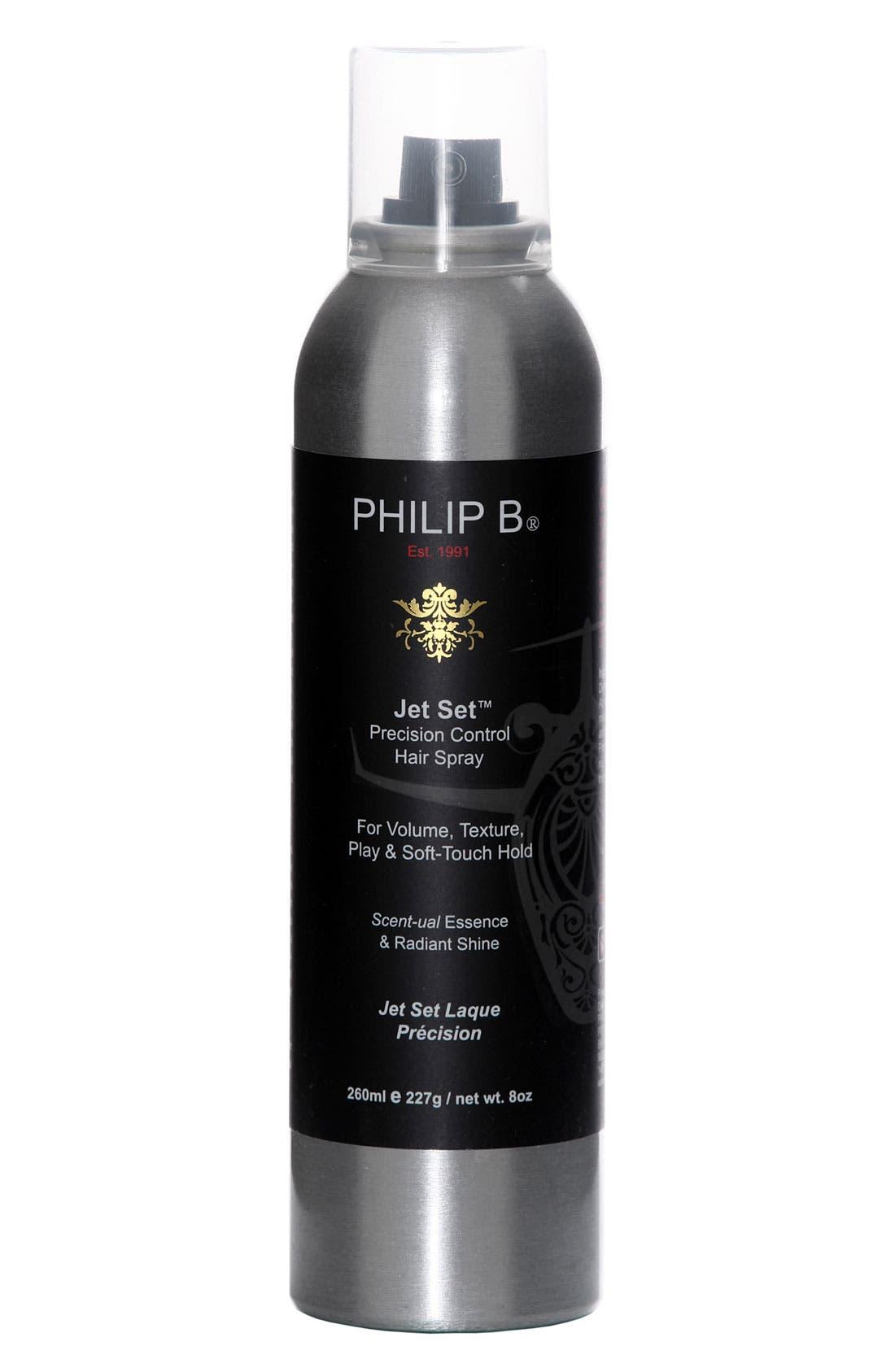 SPACE.NK.apothecary PHILIP B® Jet Set™ Precision Control Hair Spray