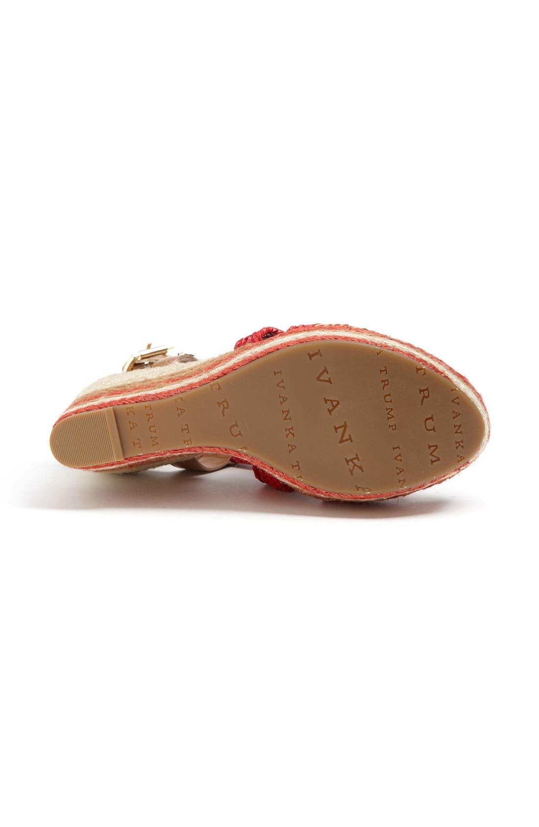 Alternate Image 4  - Ivanka Trump 'Tally' Sandal