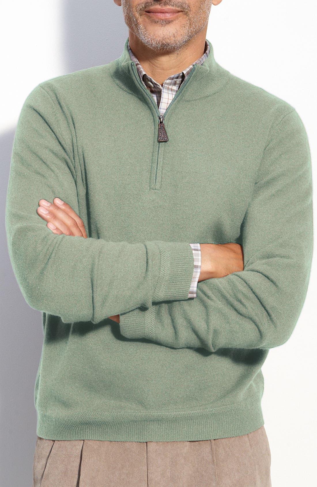 Main Image - John W. Nordstrom® Cashmere Sweater