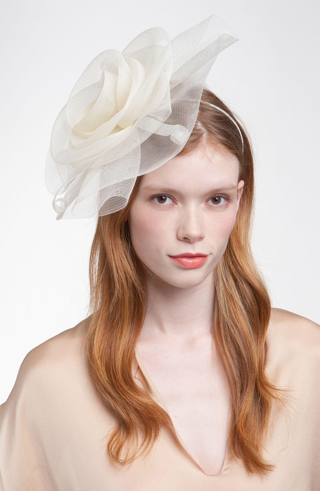 Alternate Image 1 Selected - Tasha 'Flower Fascinator' Headband