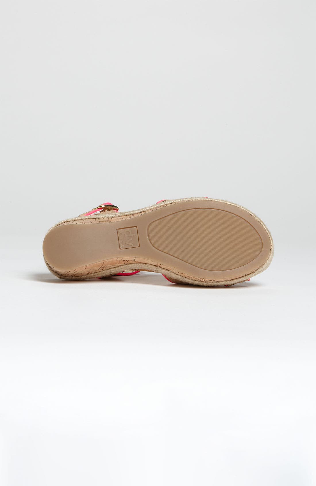Alternate Image 4  - DV by Dolce Vita 'Callie' Wedge Sandal (Toddler, Little Kid & Big Kid)