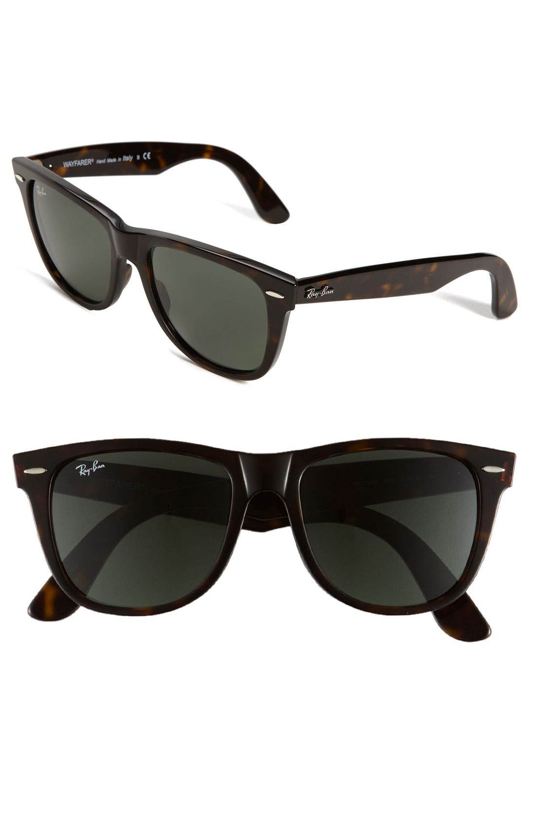 Alternate Image 1 Selected - Ray-Ban Classic Wayfarer 54mm Sunglasses