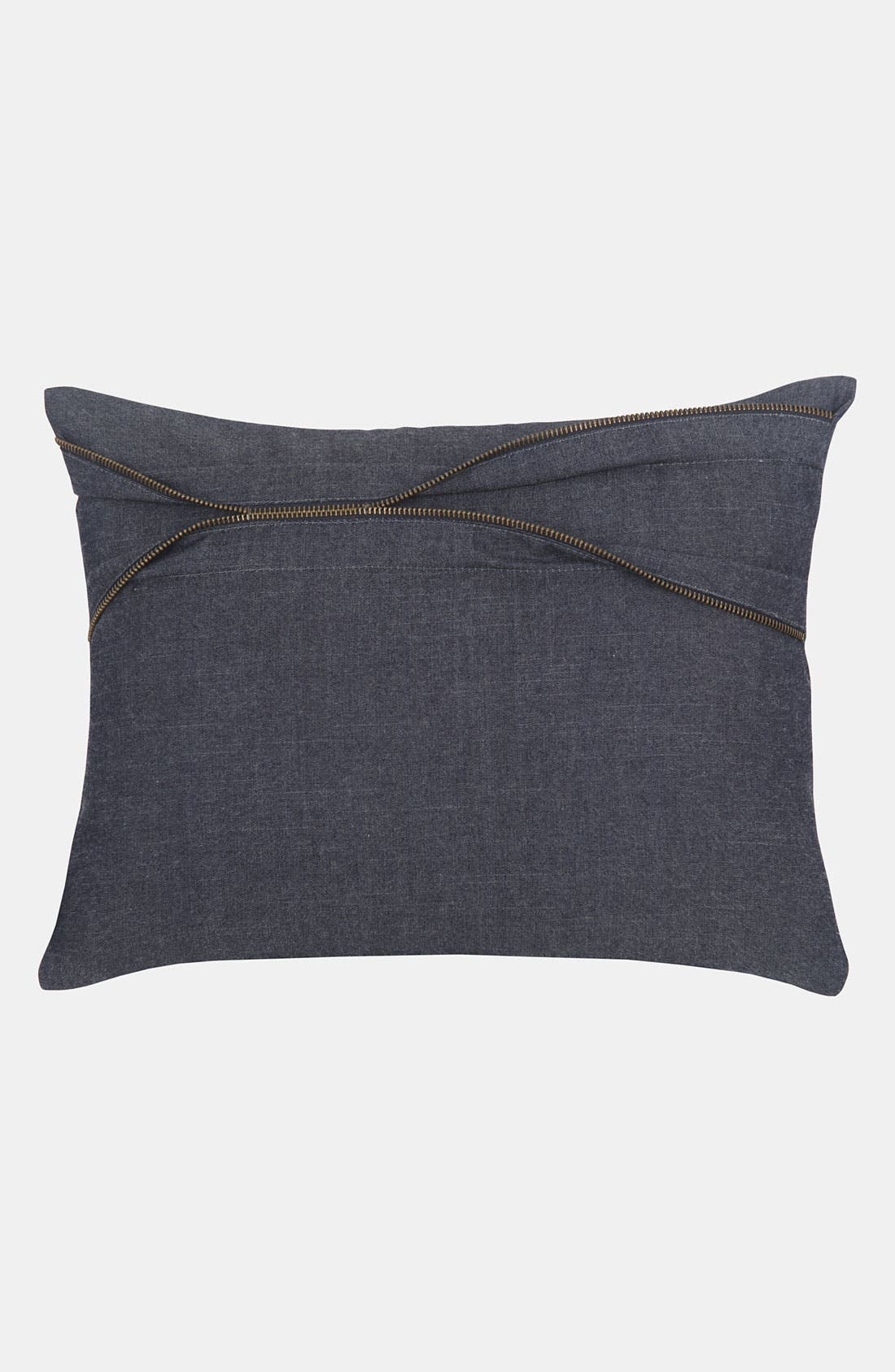 Main Image - Blissliving Home Denim Pillow (Online Only)